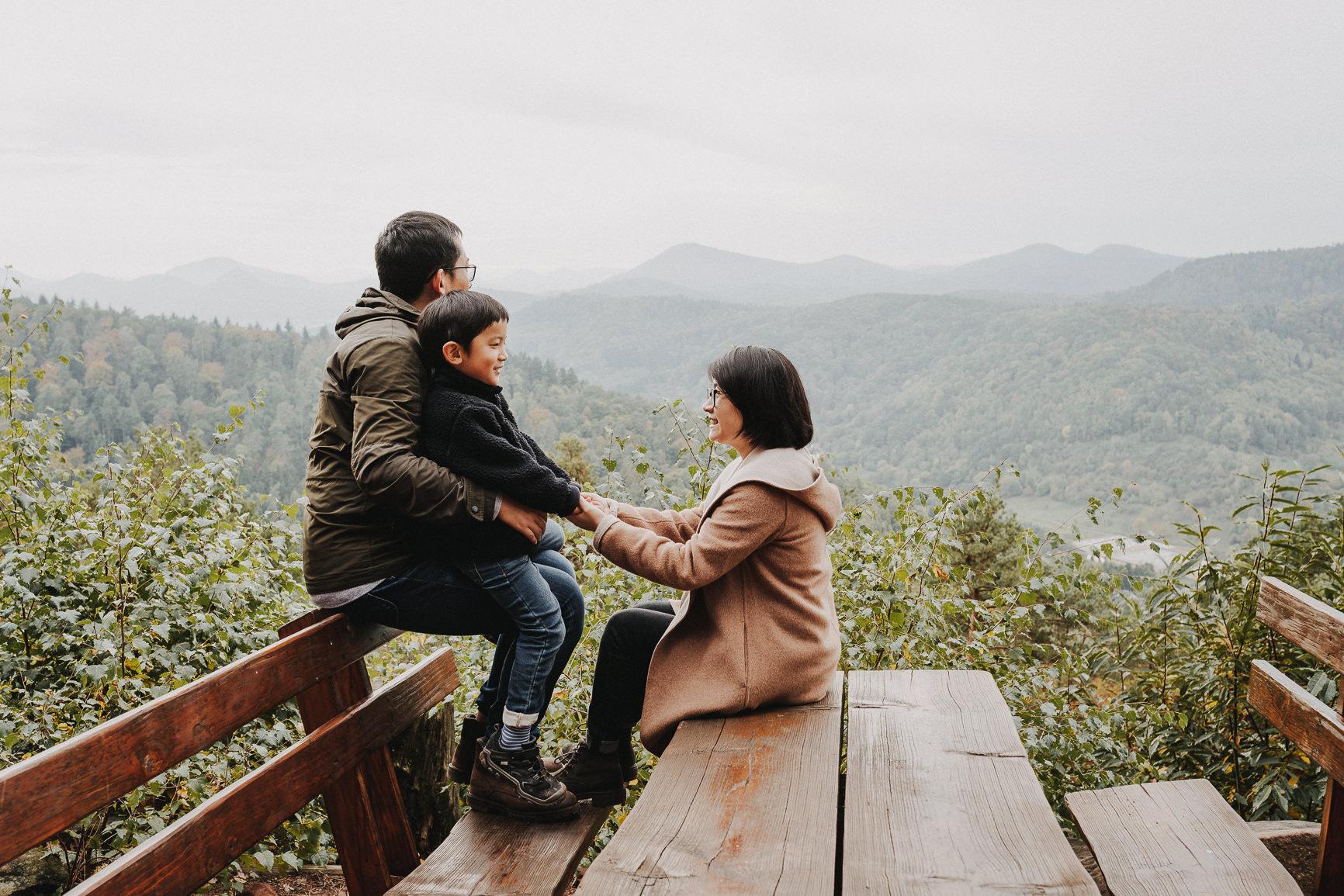 Familienfotos und Familienfotografie Landau